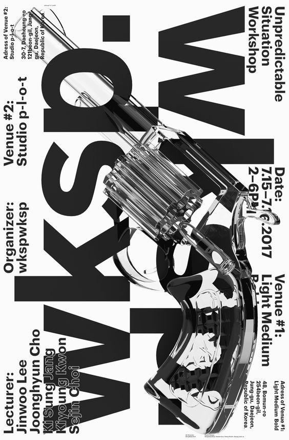 Typography Poster Design