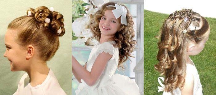 Peinados primera comuni n 2012 700 310 primera - Peinados sencillos para comunion ...