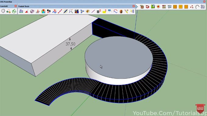 This Is An Exclusive Video Tutorial For Sketchup Users For