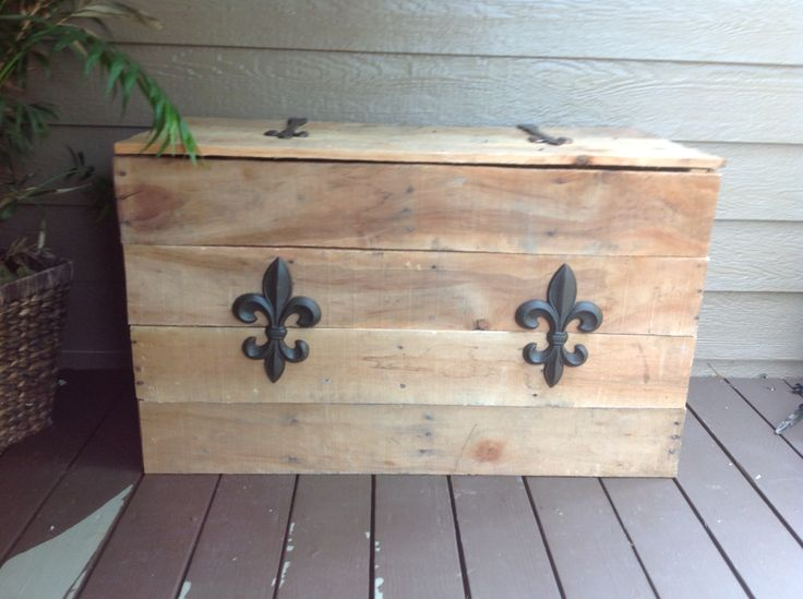 1000 Images About Diy Outdoor Storage Bench On Pinterest