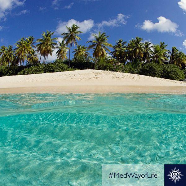 Zowel de onderwaterwereld en het leven op de Britse Maagdeneilanden zijn beide fantastisch! #MedWayofLife