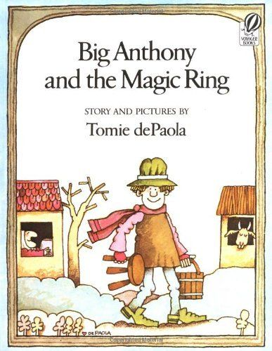 the cloud book by tomie depaola  music
