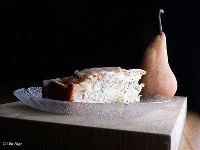 Körtés-mákos süti