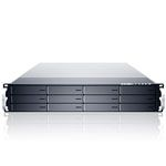 Image of Sans Digital EN212W+BXE 2U 12 Bay Intel Xeon Hardware RAID 60 Windows NAS + iSCSI Server with Expansion