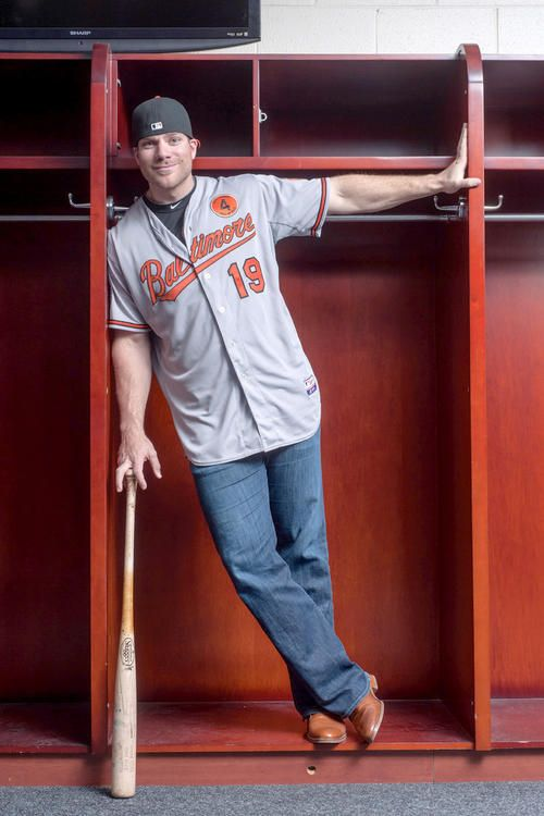 Chris Davis talks about his path to becoming a superstar - Baltimore magazine