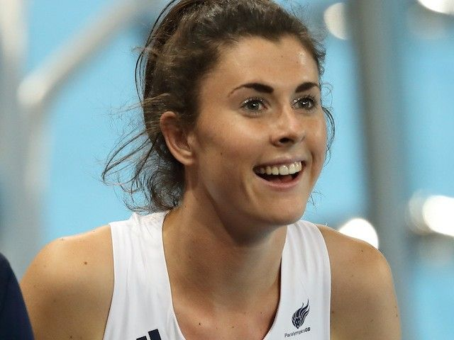 Olivia Breen hopeful of Paralympic long jump medal