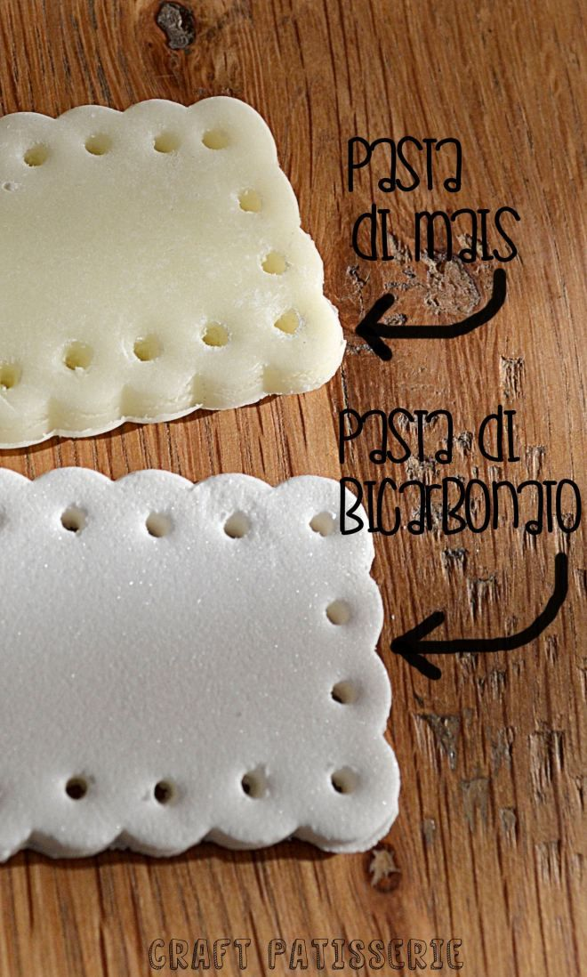 La pasta di bicabonato!