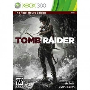 Tomb Raider for Xbox 360. Armed with only the raw instincts and physical ability to push beyond the limits of human endurance TOMB RAIDER delivers an intense and gritty story into the origins of Lara Croft and her ascent from a frightened young