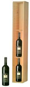 Confezione verticale con 3 Bt. Brunello Di Montalcino Docg 2003 -2004 -2005.