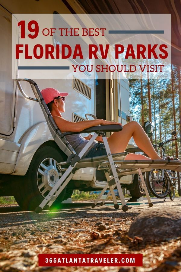 12 Rv Parks In Florida That You Should Totally Visit Rv Parks In Florida Rv Parks Florida Rv