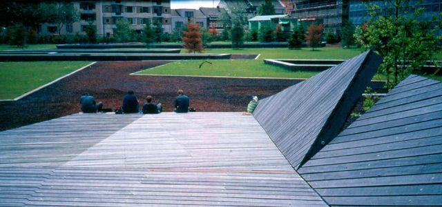 West 8 Urban Design Amp Landscape Architecture Projects