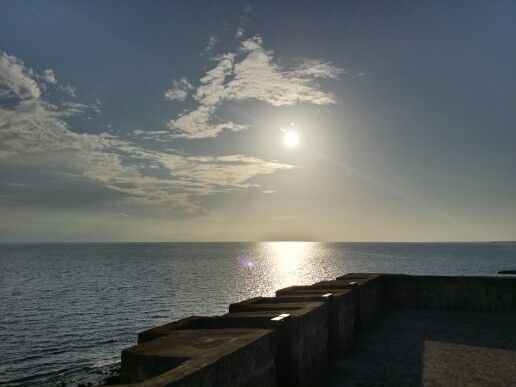#salento #mare #fall #autunno #sunset #tramonto