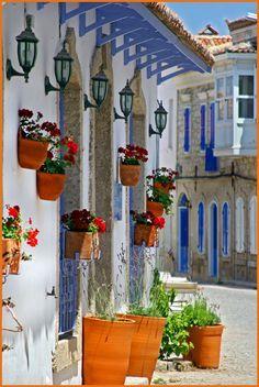 Alaçatı, İzmir  Turkey   We did the coastal walk, went to the market, and drank Turkish tea