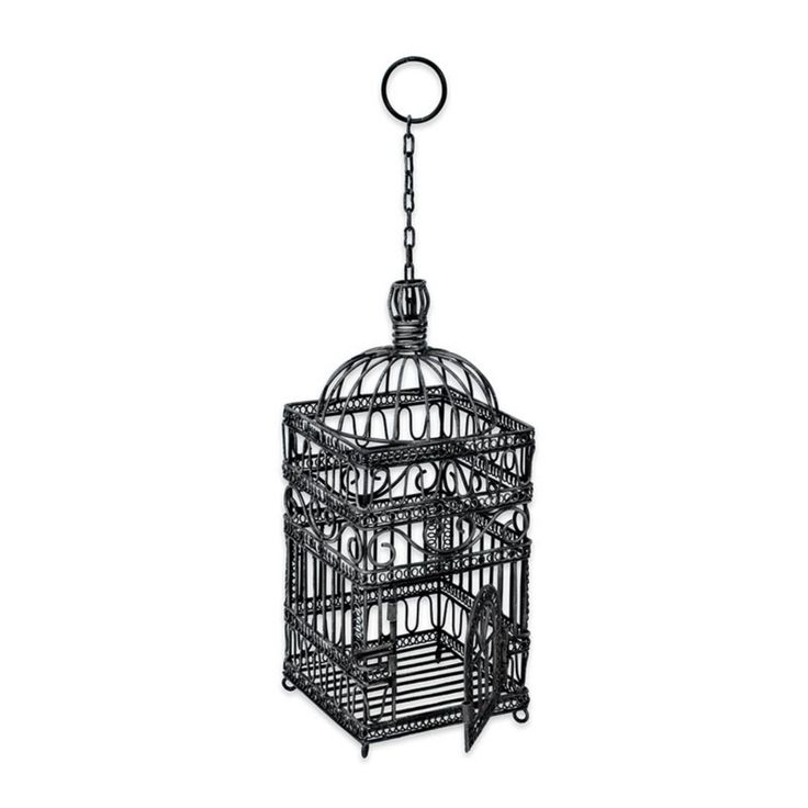 25 great ideas about hanging bird cage on pinterest. Black Bedroom Furniture Sets. Home Design Ideas