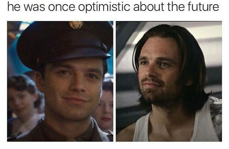Honestly, I think he still is. Or at least wants to be. I think at the end of Civil War when Steve asks Bucky if he's sure about going comatose, Bucky replies that he wants everyone to be safe from him until they can find a way to remove the mind control from his brain. He's still optimistic, just not as much as he once was.