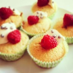Vanillecupcakes+met+mascarponecrème