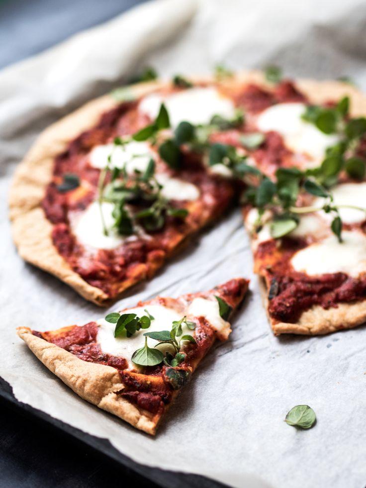 """""""Skal vi lave pizza i aften"""", spurgte jeg Simon i sidste uge. Det var fredag, og da jeg skulle tilbringehele weekenden i København, havde vi aftalt at bruge aftenen på endate-night-in…"""