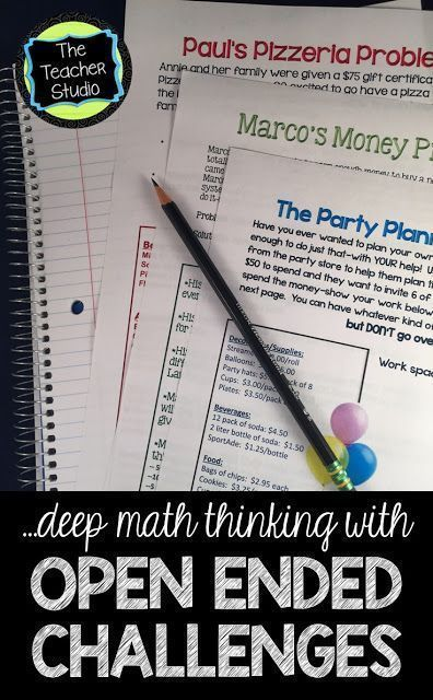 Blog post...when students forget they are doing math! Great problem solving experiences are SO important for students!