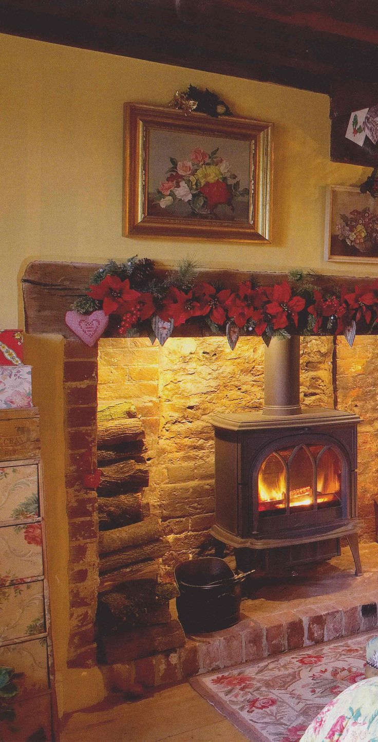 Decorate your woodburner