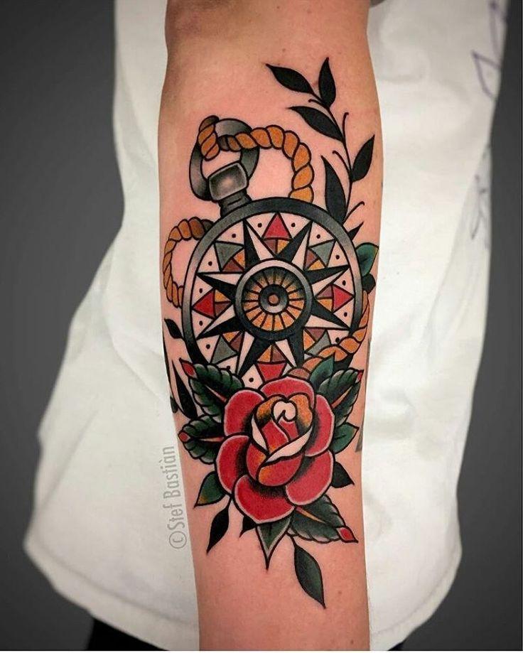 Pin By Claire Dinwiddie On T R A D I T I O N Tattoos