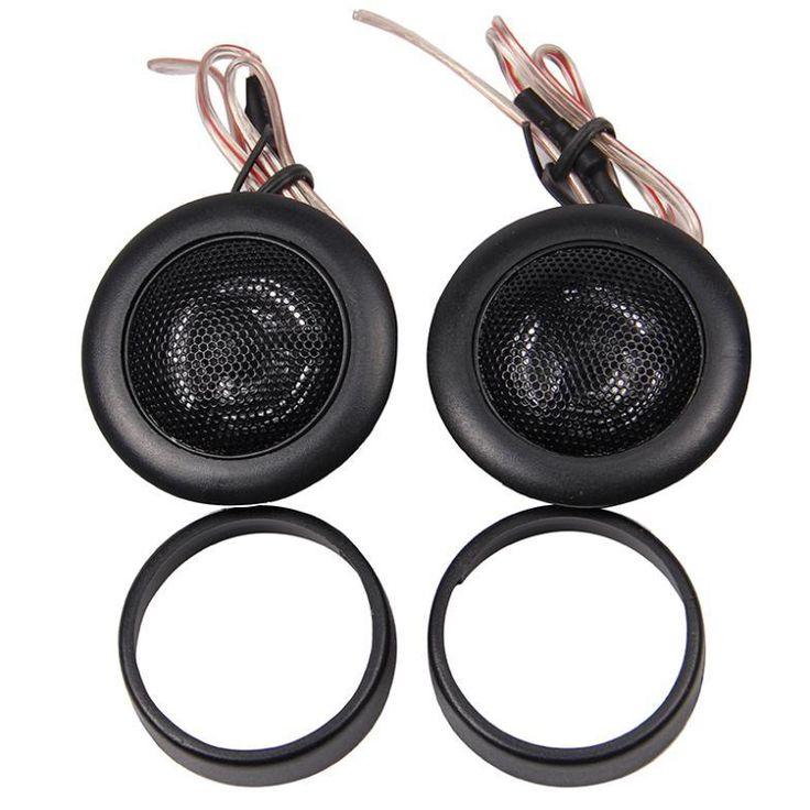 [Visit to Buy] In stock 200W Super Speaker Power Loud Dome Tweeter Horn Loudspeaker For Motocycle Car  #Advertisement
