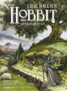 J. R. R. Tolkien published the prequel to his future Lord of the Rings series in 1937. This children's book revolves around the quest of Bilbo Baggins, a reserved hobbit, to the Battle of Five Armies. He travels as a burglar alongside a pack of dwarves as requested by the great wizard Gandalf. Throughout the book, Bilbo encounters a multitude of fairytale creatures both good and evil. In the end, he must fight to save his fairytale world from destruction.