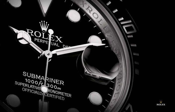 Putaran Waktu Jam Tangan Rolex