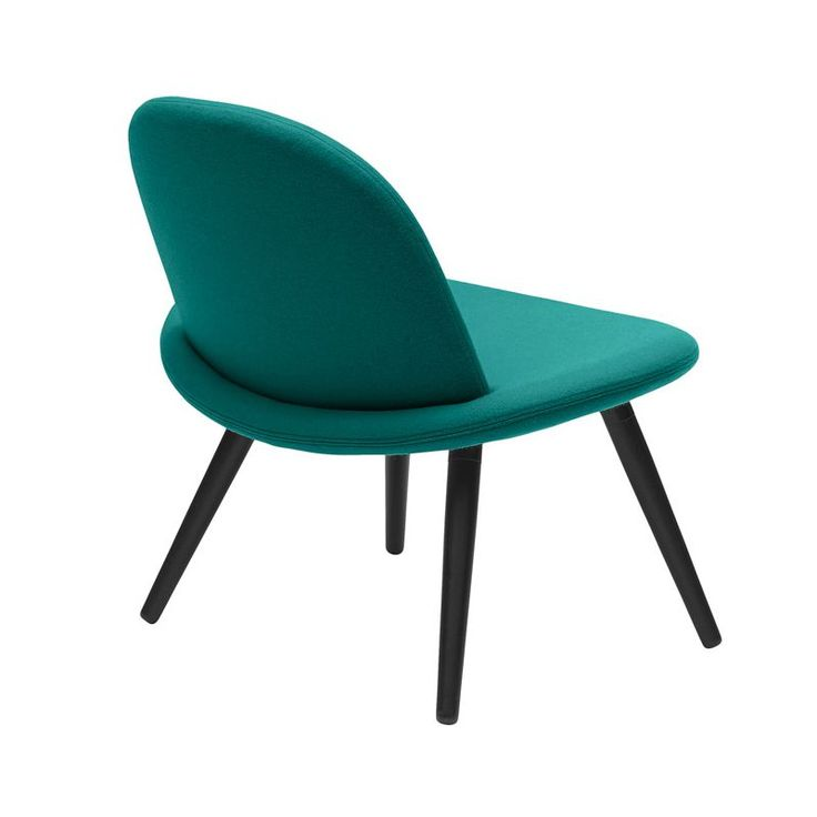 Chaise lounge tissu Vilano coloris turquoise ORLANDO Softline