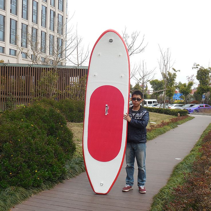ON SALE 9ft 274cm Inflatable Standing Up SUP Paddleboard Surfing Long board  76cm Wide 10cm Thickness Load 115kgs