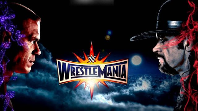 WWE : WrestleMania 33