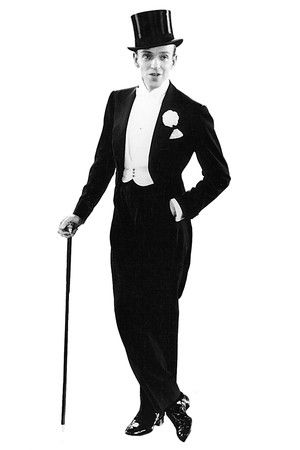 Fred Astaire in Top Hat 1935