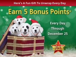 15 FREE Disney Movie Rewards Points For Christmas (Day 7, 8 & 9) on http://hunt4freebies.com/