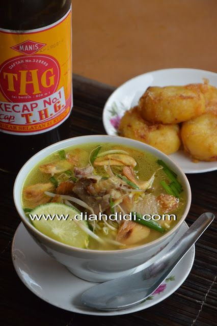 Diah Didi's Kitchen: Soto Kudus