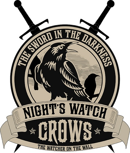 Nights Watch with Swords