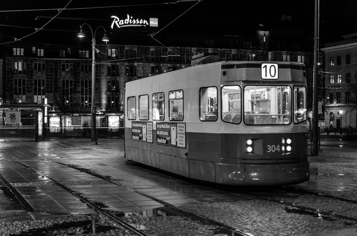 Gothenburg Tram by David Häggmark on 500px