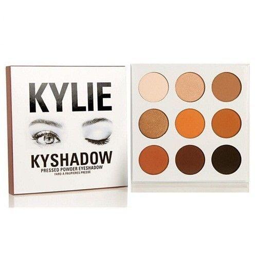 Pre Order - Kylie Jenner Kyshadow Kit Eyeshadow Palette Bronze Cosmetics