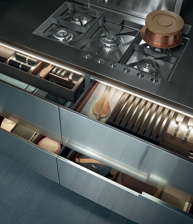 Kitchen - Poliform Varenna Phoenix