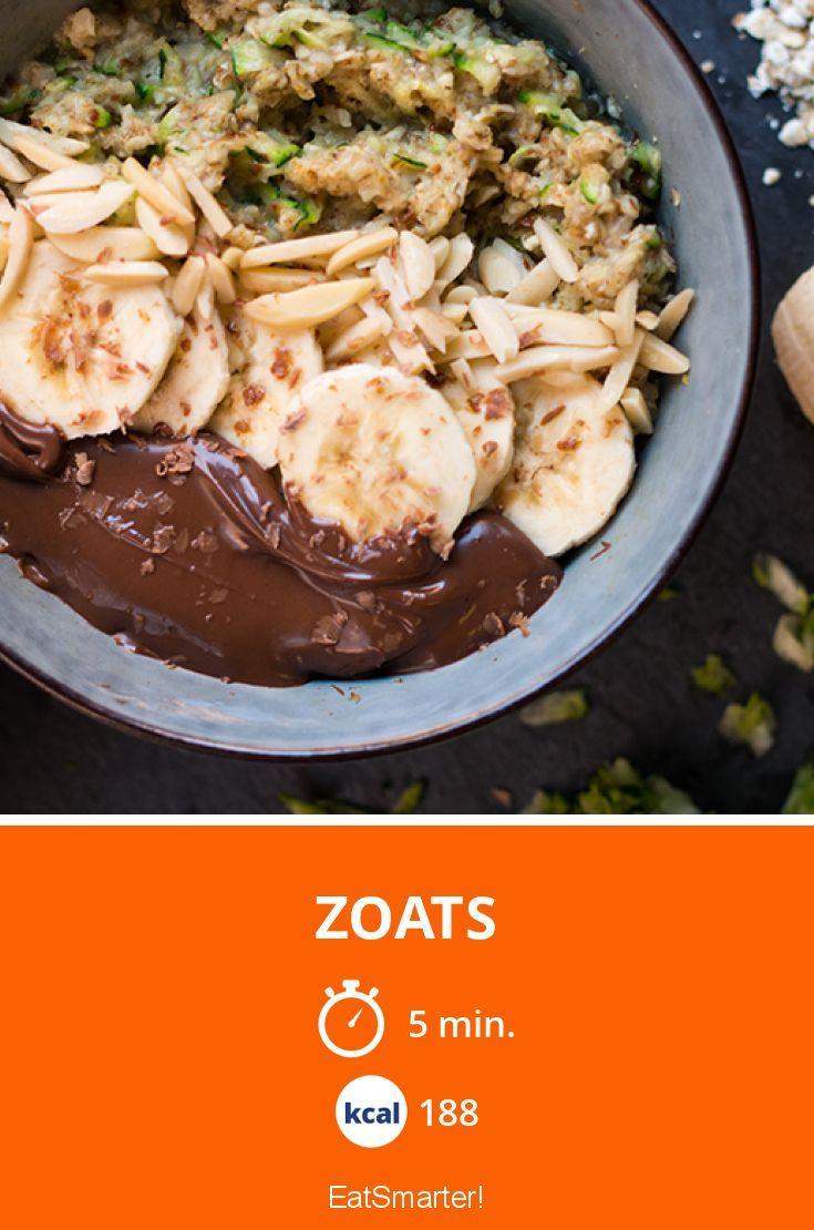 Zoats - smarter - Kalorien: 188 kcal - Zeit: 5 Min. | eatsmarter.de