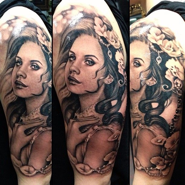 105 best Portrait tattoos images on Pinterest | Cool ...