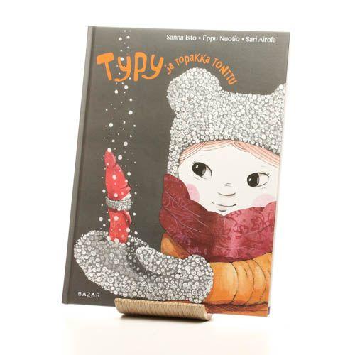 A Christmas Book with Sanna Isto. Illustrated by Sari Airola