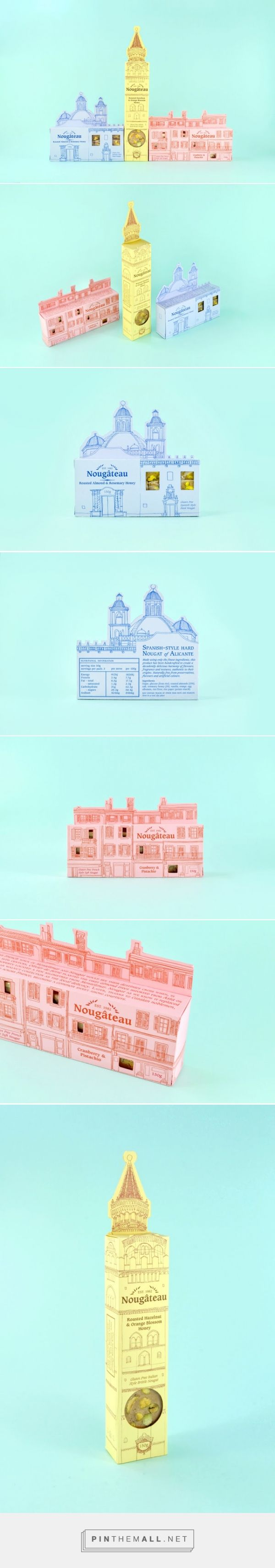 Nougâteau (Student Project) on Packaging of the World…