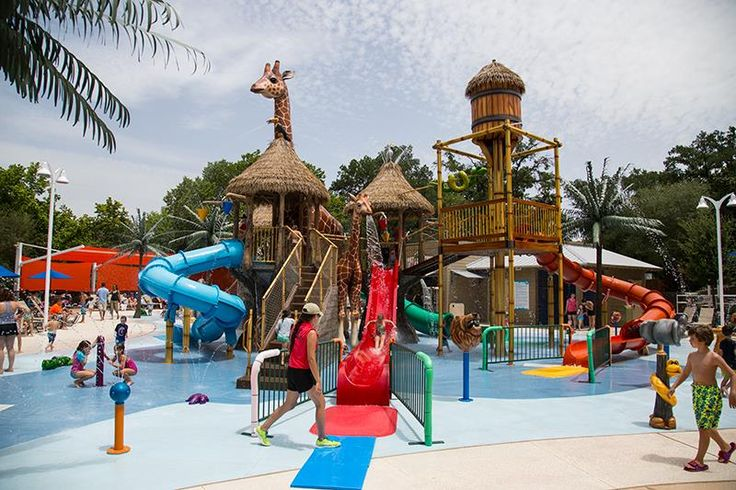 Revisited Fort Worth Zoo splash park looks like everyone is having a good time  Our Parks in