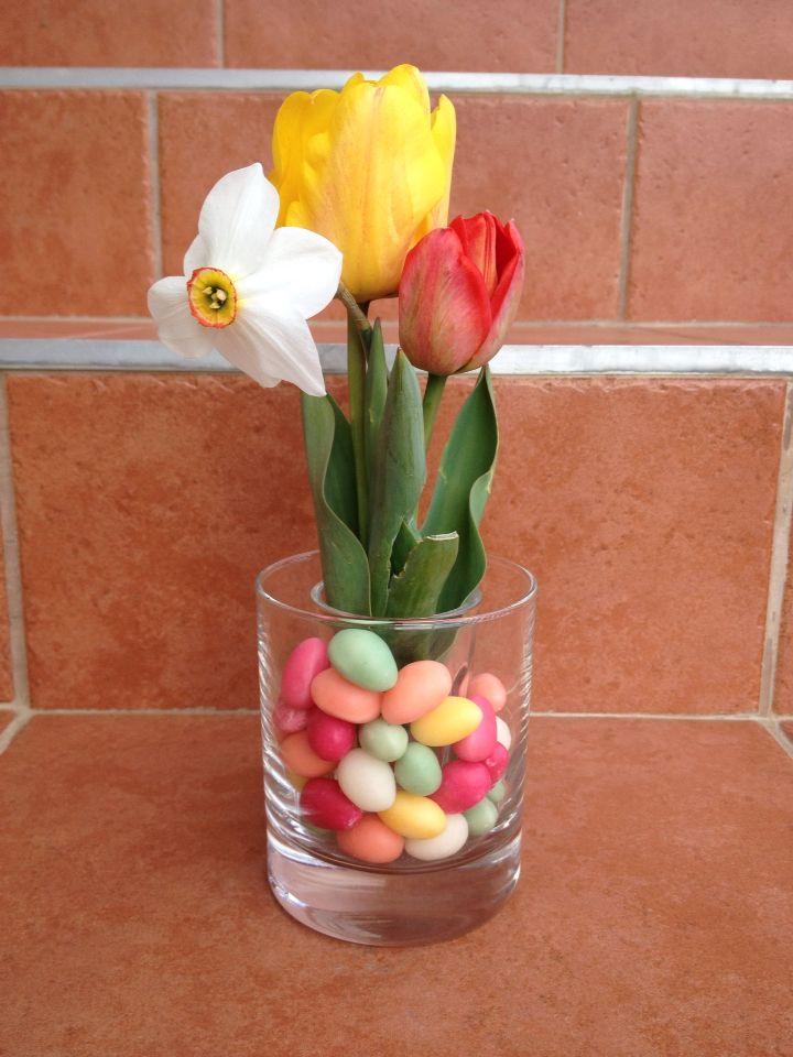 Cukortojás váza