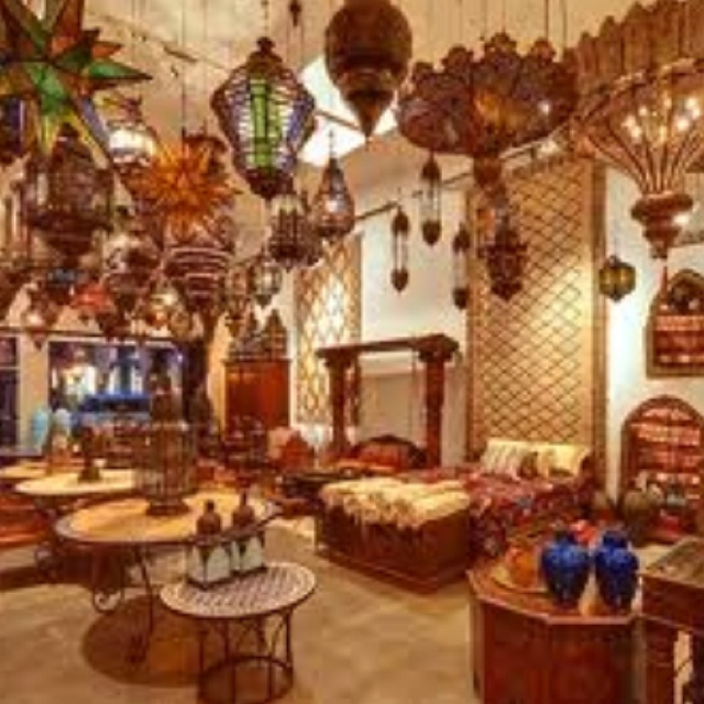 Middle Eastern Interior Design Trends And Home Decorating: Middle Eastern Home Decor