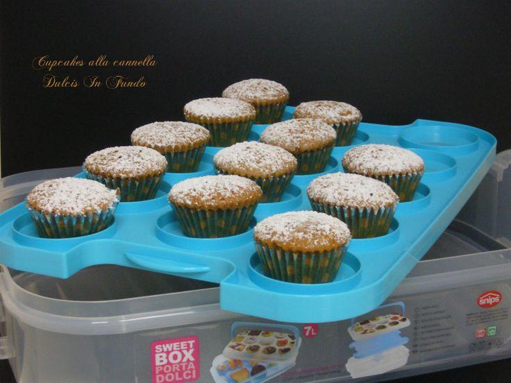 Cupcake alla cannella La storia del cupcake è davvero buffa, quando nacquero, circa nel diciannovesimo secolo venivano cotti in tazze, tegamini, sta