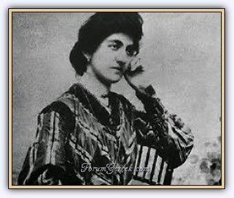 Türk Kadın Ressamlarımız - Müfide Kadri  (1889 - 1911)