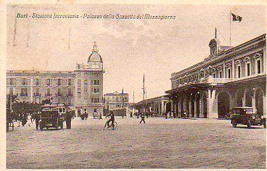 Main entrance station
