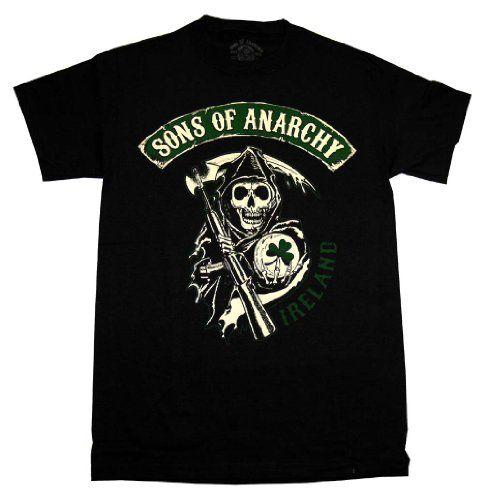 Sons Of Anarchy Reaper Ireland Irish SOA TV Show T-Shirt Tee Select Shirt Size: XX-Large | bikeraa.com  http://bikeraa.com/sons-of-anarchy-reaper-ireland-irish-soa-tv-show-t-shirt-tee-select-shirt-size-xx-large/