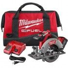 Milwaukee 2730-21 M18 FUEL 6-1/2″ Circular Saw Kit with 1 Battery
