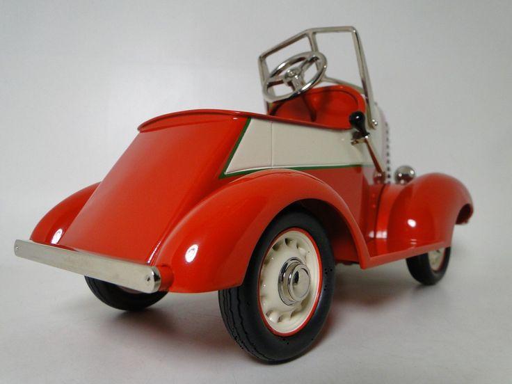 Pedal Car 1930s Lincoln Hot Rod Rare Vintage Classic Sport Midget Metal Model | eBay